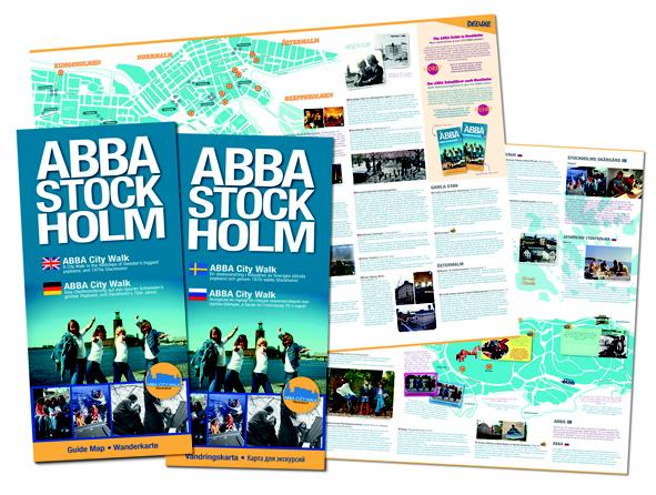 The ABBA Stockholm City Walk
